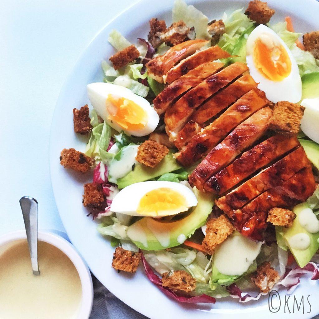 Salade Ceasar salade