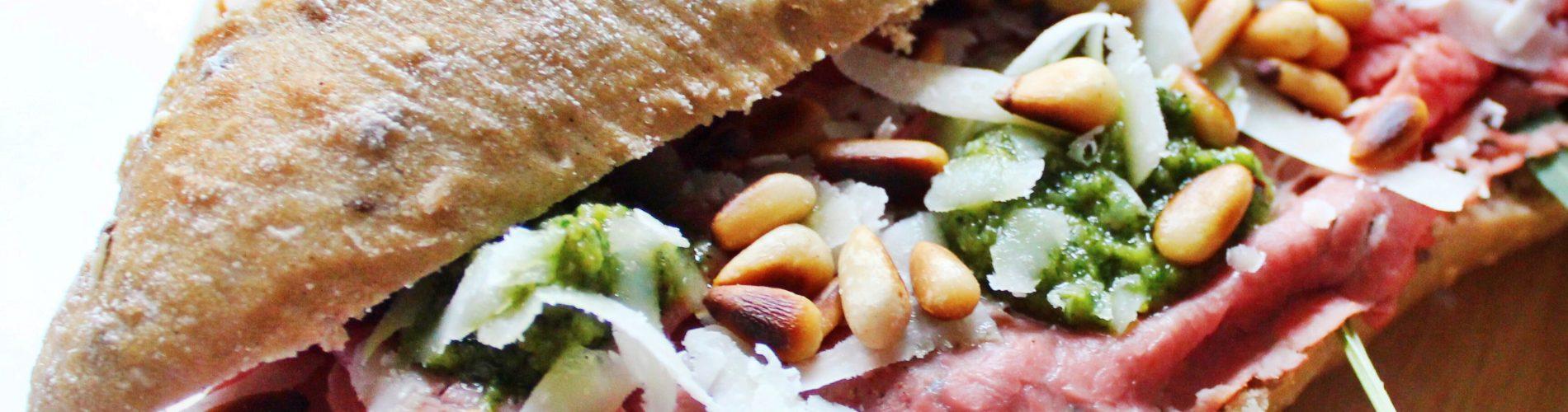 Brood | stokbroodje rosbief