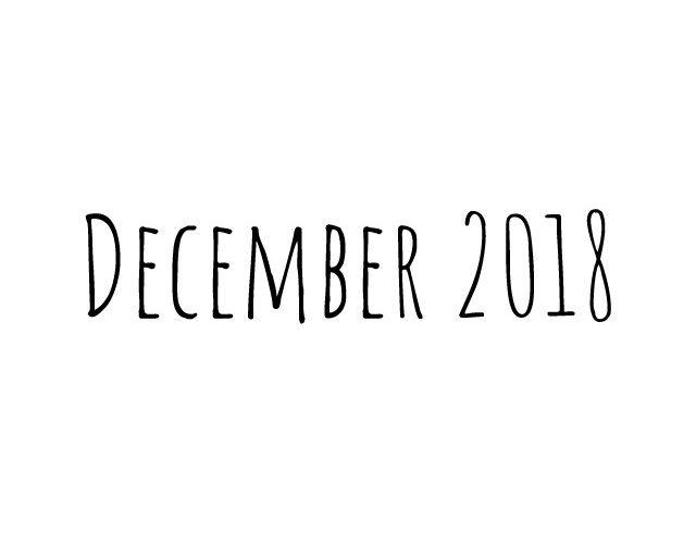 Blog | maand december 2018