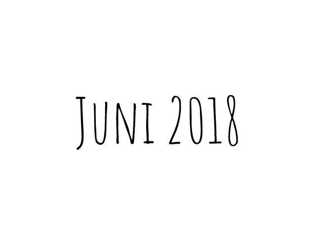 Blog | maand juni 2018
