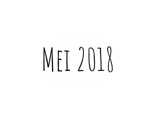 Blog | maand mei 2018
