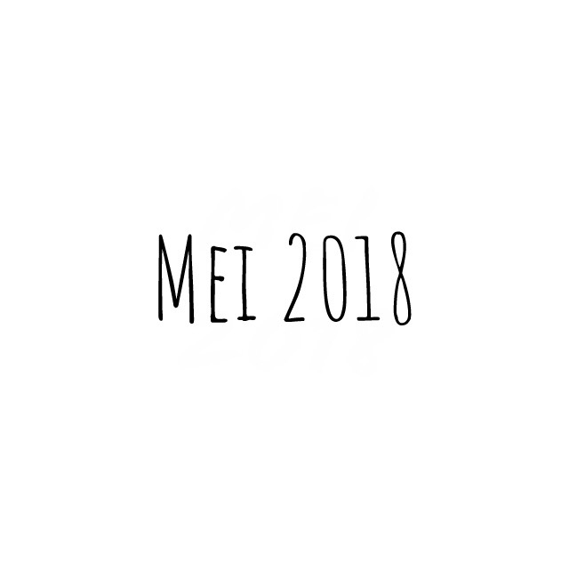 Blog maand mei 2018