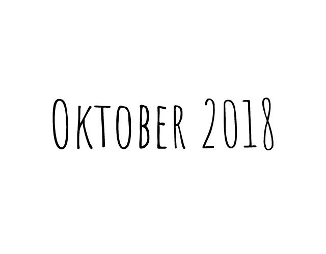 Blog | maand oktober 2018