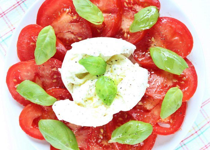 Salade | caprese salade
