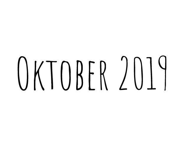 Blog   maand oktober 2019