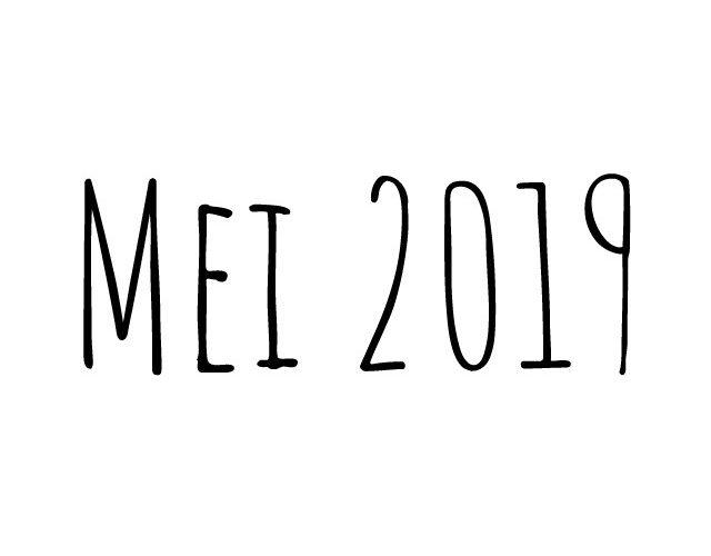 Blog | maand mei 2019