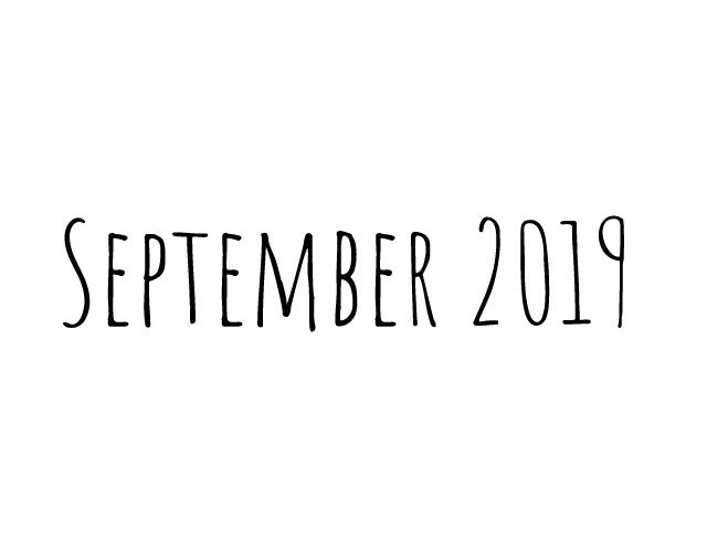 Blog | maand september 2019