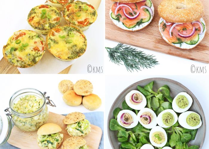 Recepten voor Pasen