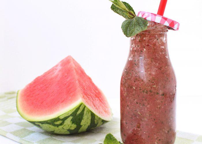 watermeloen granita