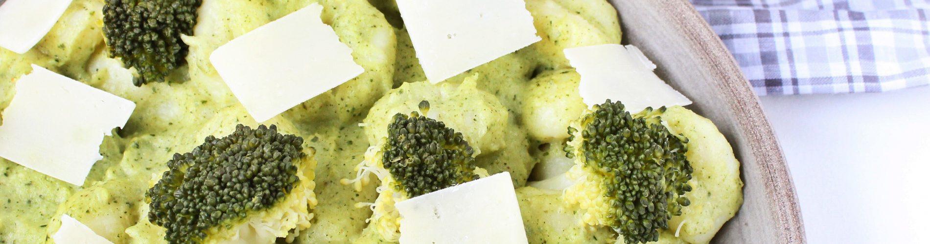 Avondeten | gnocchi met broccolipesto