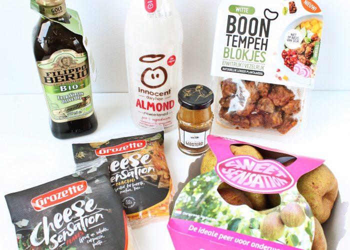 Foodybox herfst Kroon op het werk