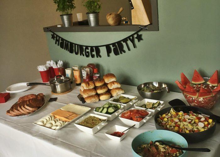 Blog   hamburgerparty