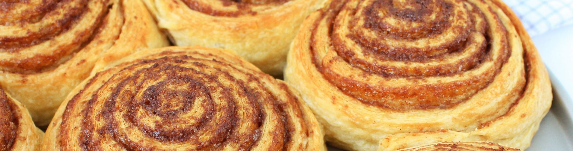 Zoete hapjes | cinnamon rolls