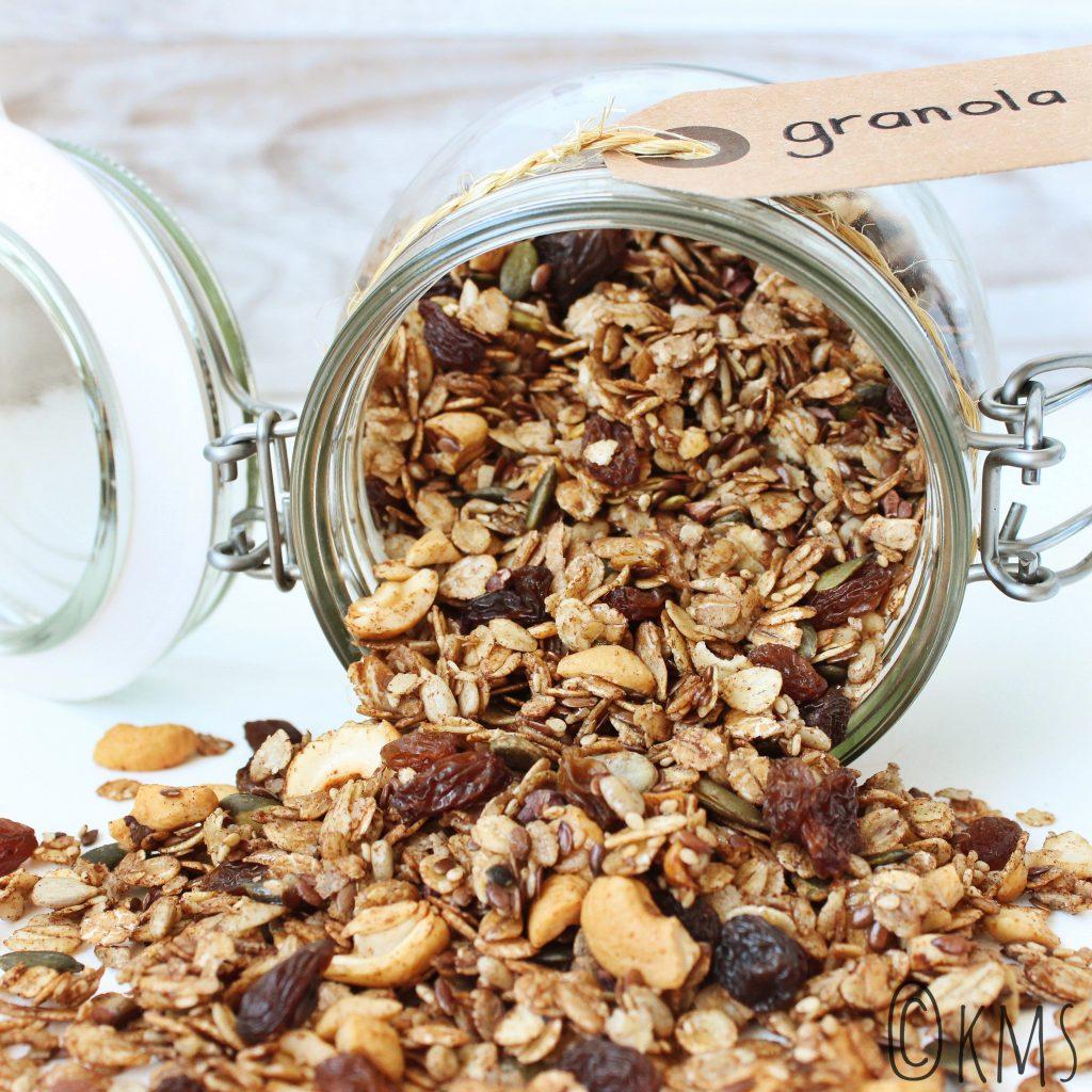 Basic | granola