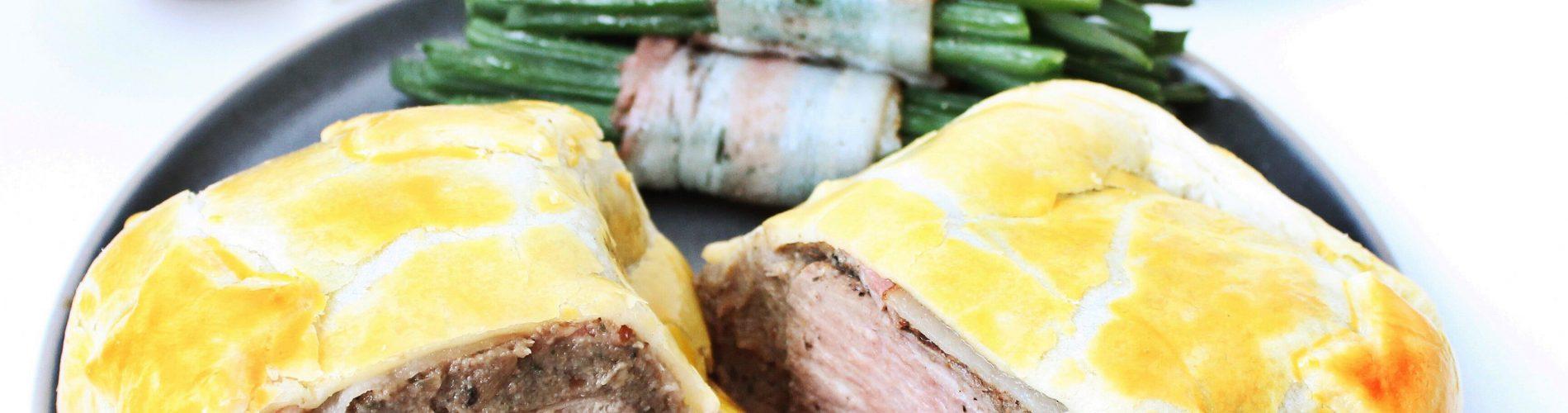 beef wellington van rosbief
