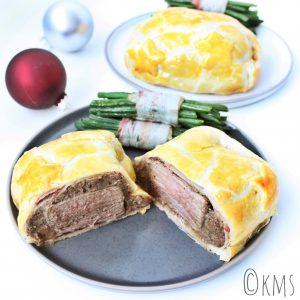 Avondeten | beef wellington van rosbief