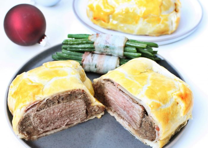 beef wellington van rosbief