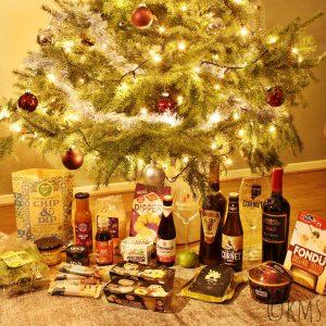 Foodybox Kerst 2019 Kroon op het werk