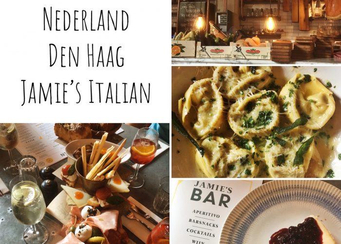 #hotspot | Nederland - Den Haag - Jamie's Italian