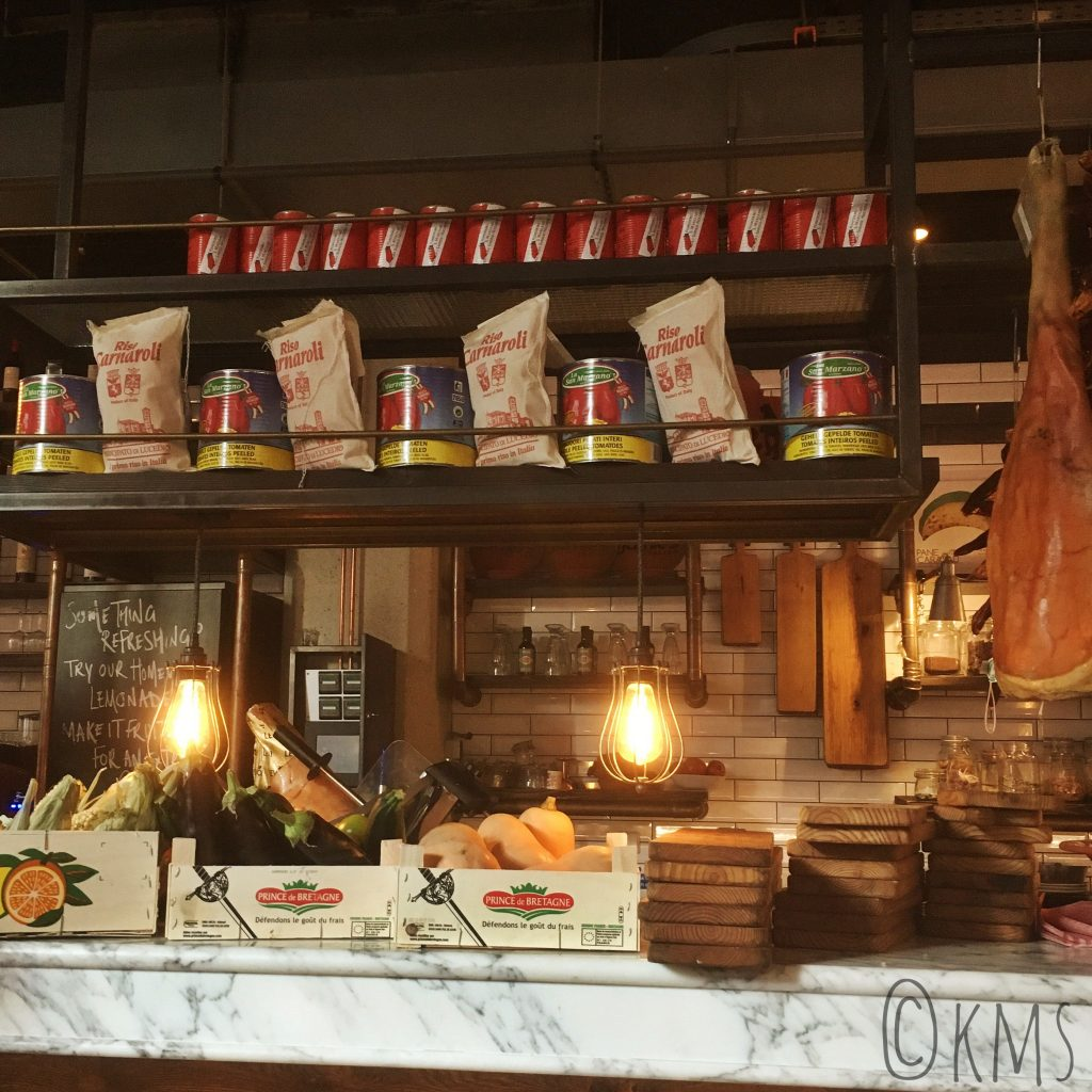 #hotspot   Nederland - Den Haag - Jamie's Italian