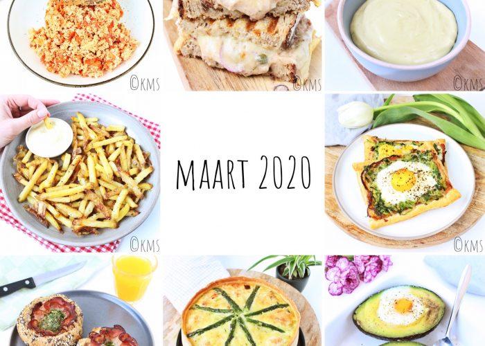 Blog | maand maart 2020 - Kokkerellen met Suus