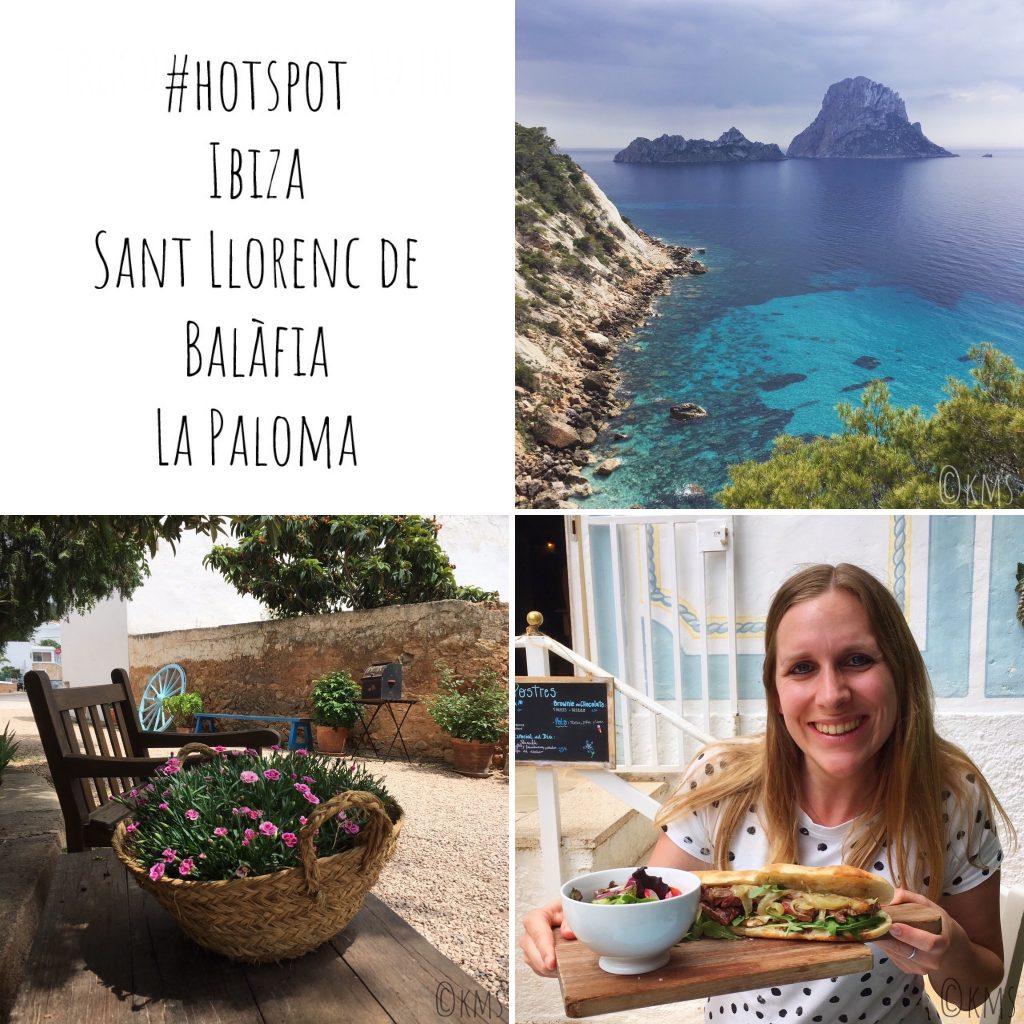 #hotspot Ibiza La Paloma