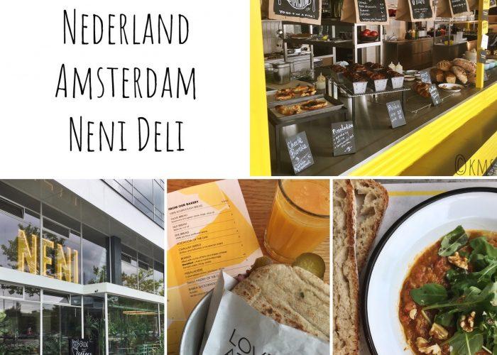 #hotspot Nederland Amsterdam Neni Deli