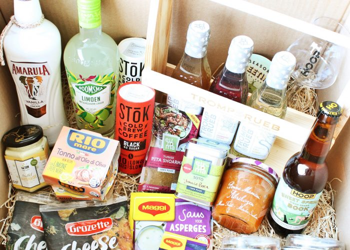 Kroon op het werk Foodybox Lente 2020