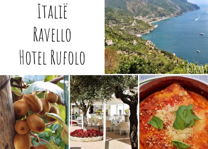 #hotspot | Italië - Ravello - Hotel Rufolo