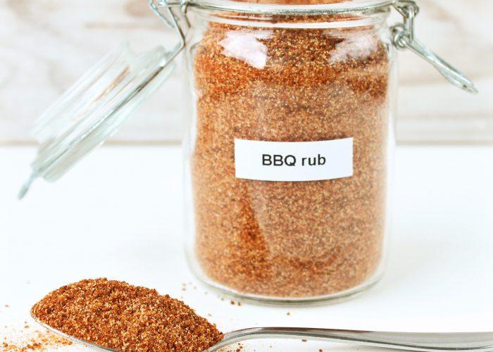 Basis bbq rub voor rund, varken en kip