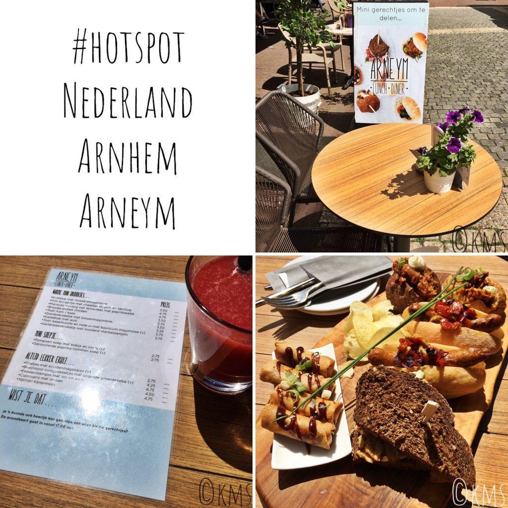#hotspot   Nederland - Arnhem - Arneym