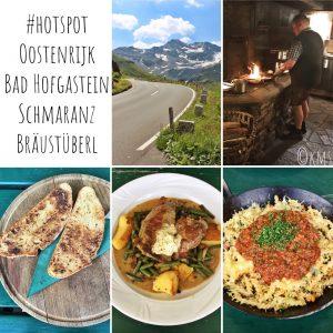 #hotspot Oostenrijk Bad Hofgastein Schmaranz Bräustüberl