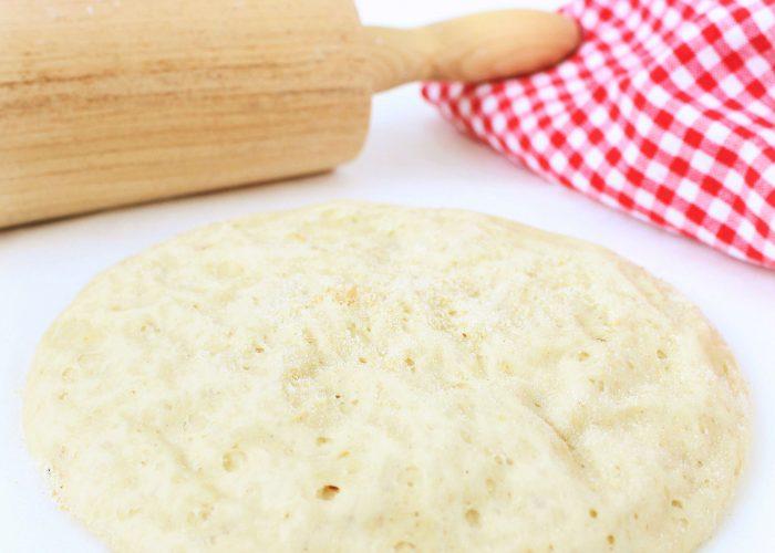 Zelf pizzadeeg maken - basisrecept