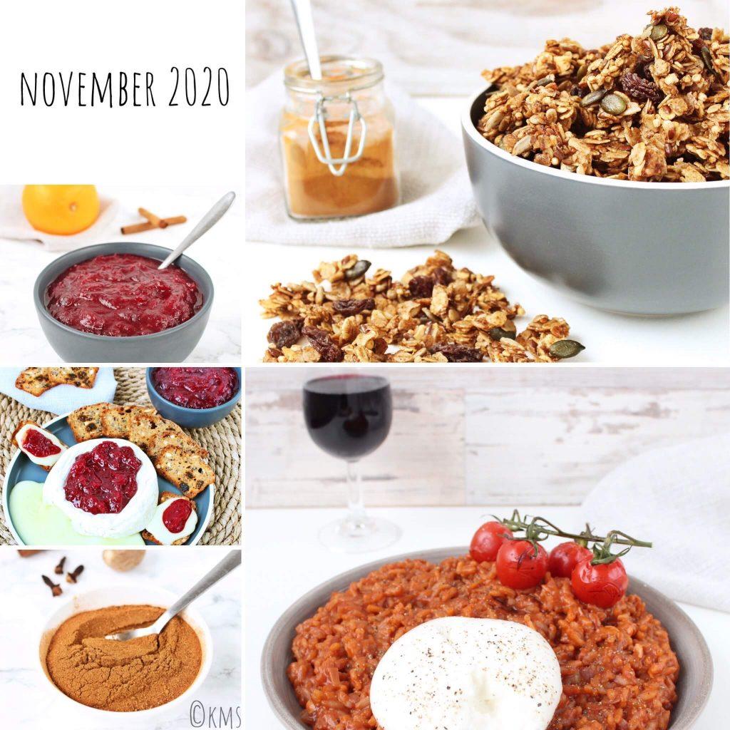 Blog maand november 2020