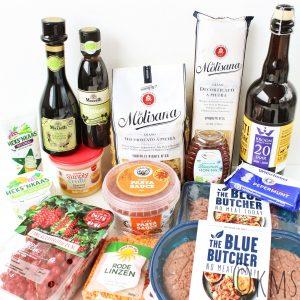 Kroon op het werk - Foodybox Herfst 2020