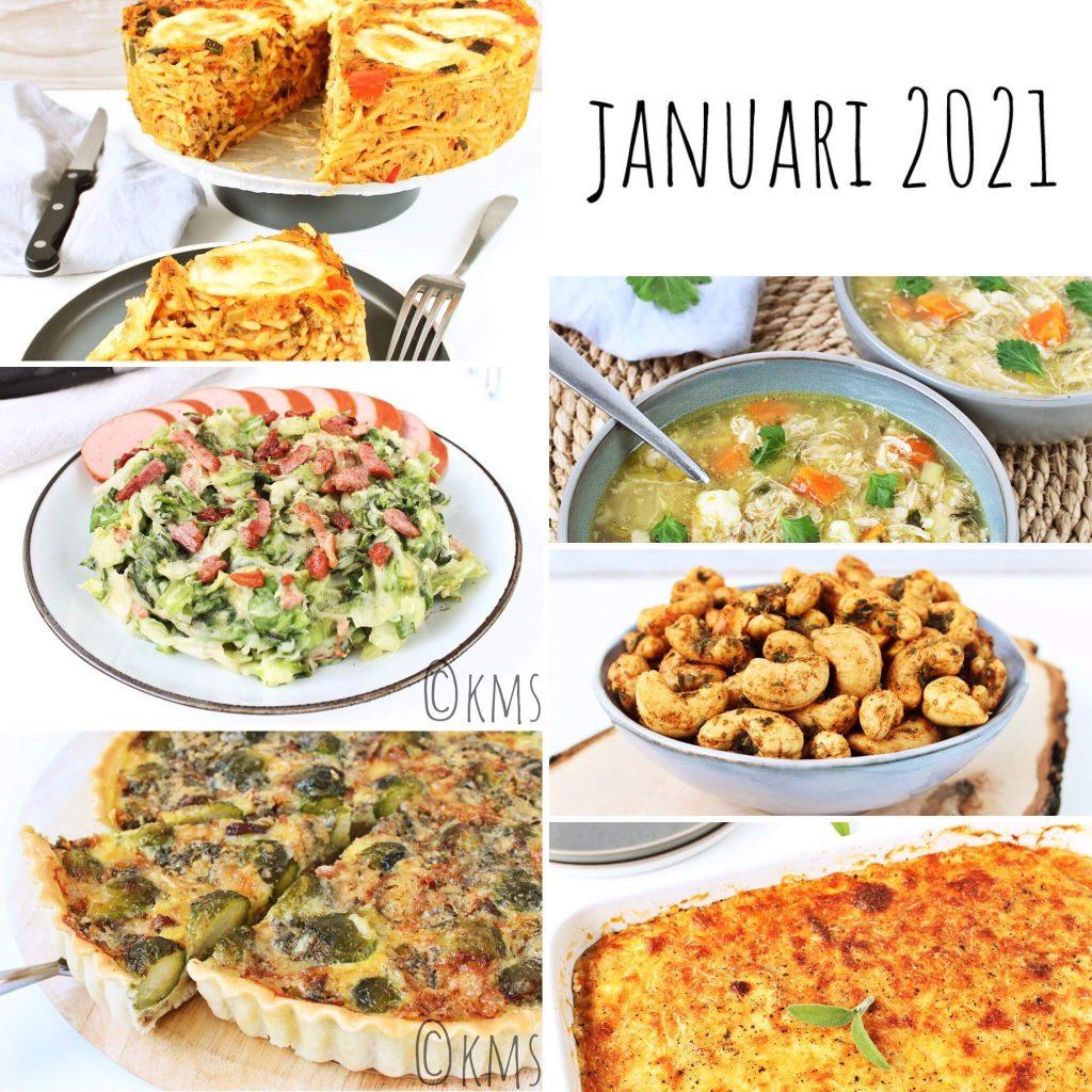 Blog maand januari 2021