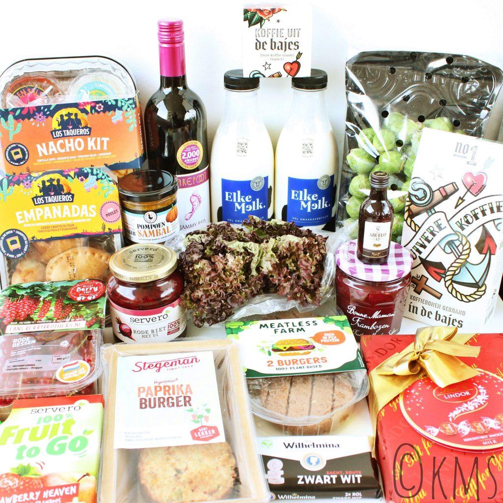 Kroon op het werk - Foodybox Kerst 2020