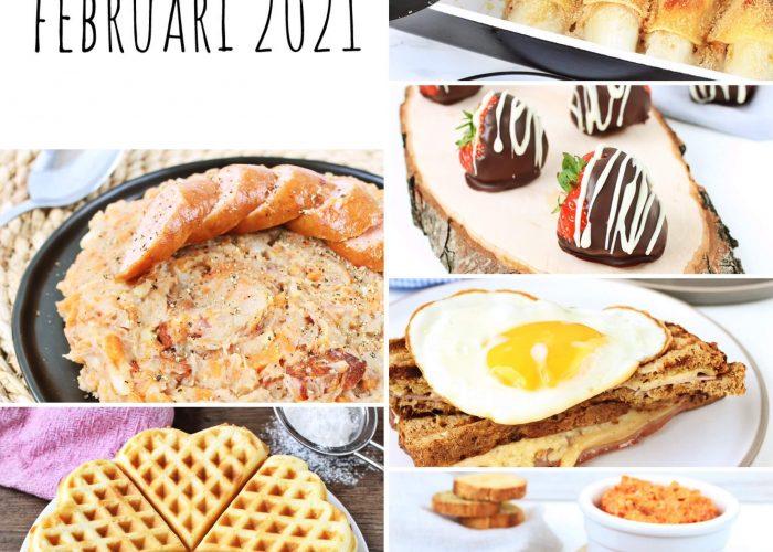 Blog maand februari 2021
