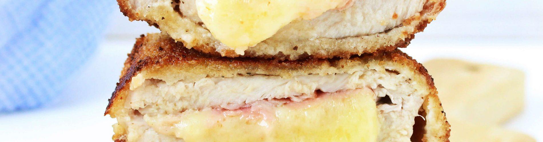 Cordon bleu met Emmentaler kaas