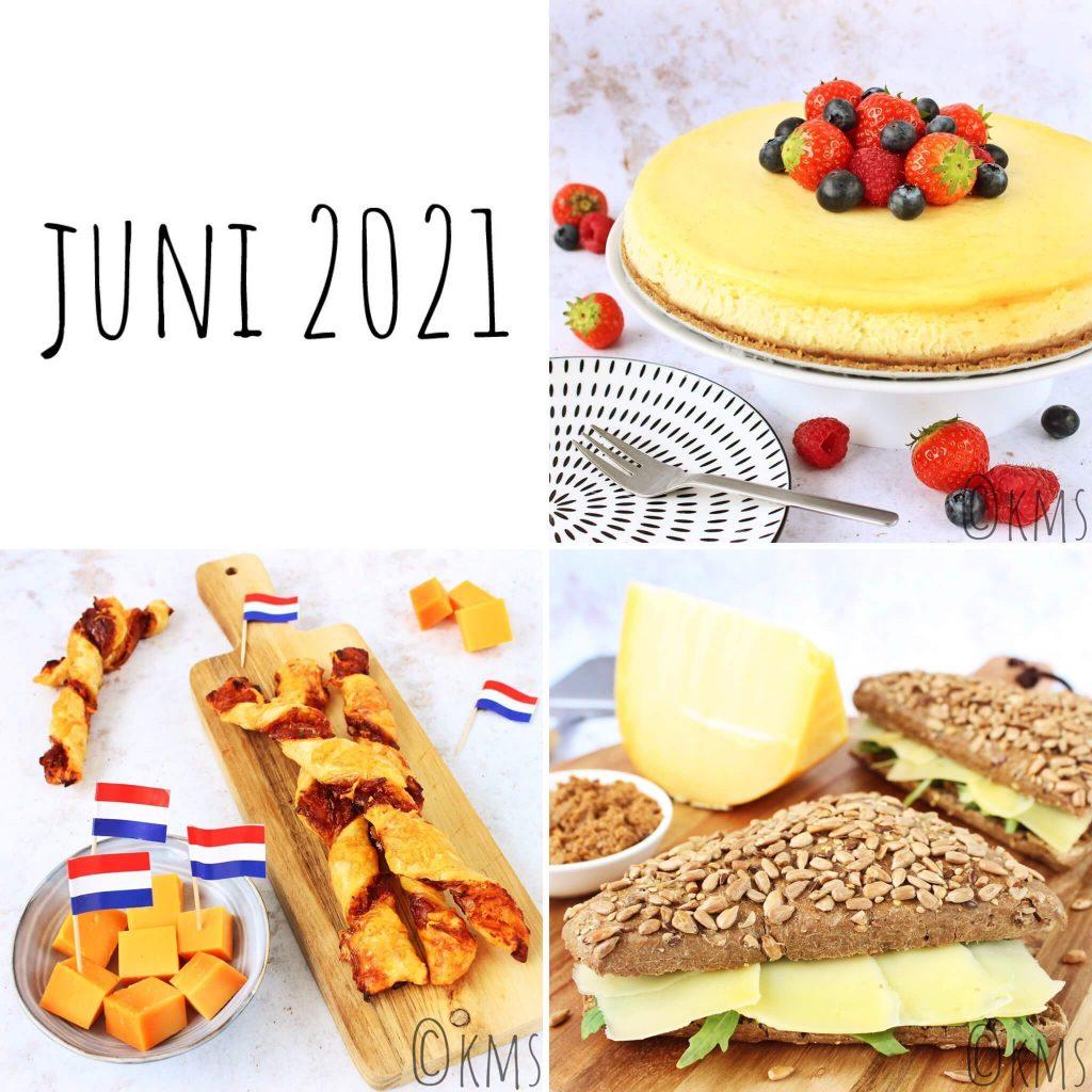 Blog maand juni 2021