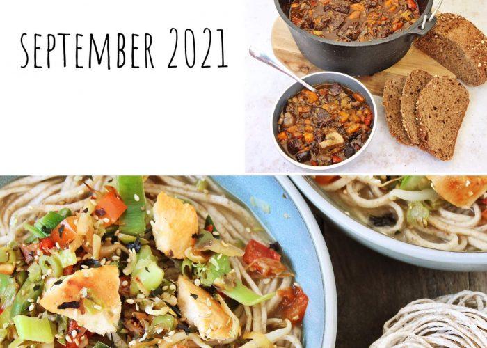 Blog maand september 2021